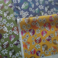 Flower Girl fabric
