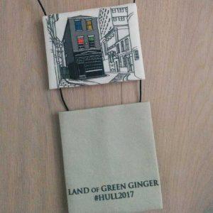 Hull purse
