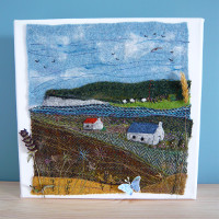 textile art Isle of Skye