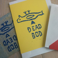 Dead Bod cards