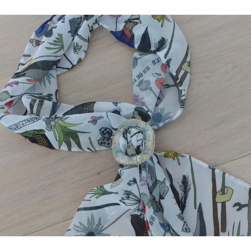 Jarman scarf